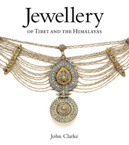 9780810966253: Jewelry of Tibet and the Himalayas