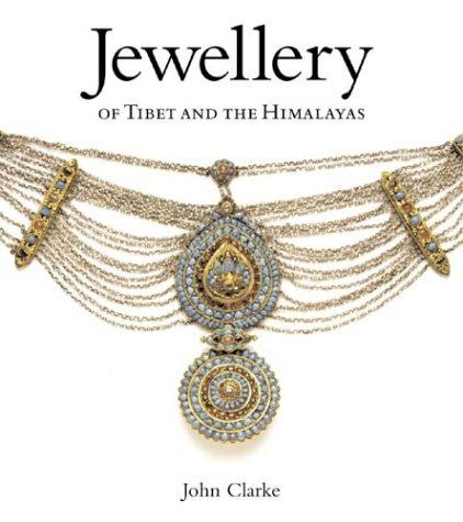 9780810966253: Jewellery of Tibet and the Himalayas