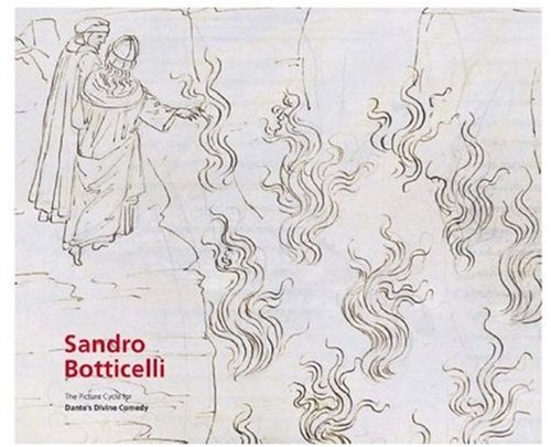 9780810966338: Sandro Botticelli: The Drawings for Dante's Divine Comedy