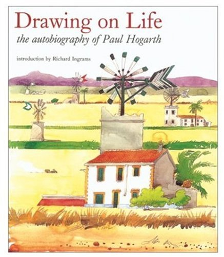 9780810966420: Drawing on Life: The Autobiography of Paul Hogarth