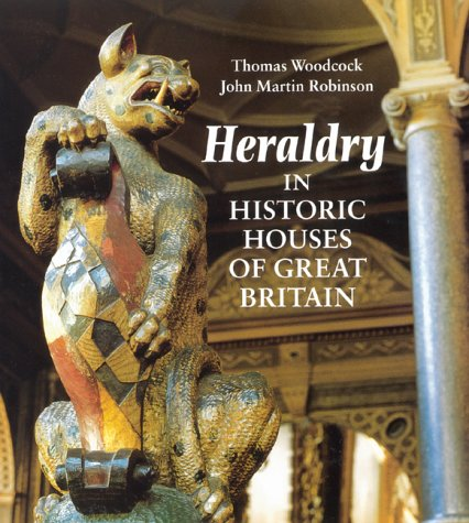9780810966918: Heraldry in Historic Houses of Great Britain: In Historic Houses of Great Britian