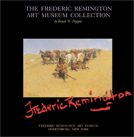 9780810967113: Frederic Remington Art Museum Collection