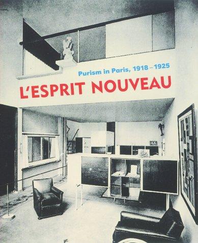 9780810967274: L'Esprit Nouveau: Purism in Paris 1918-1925