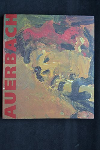 9780810967373: Frank Auerbach: Paintings and Drawings 1954-2001