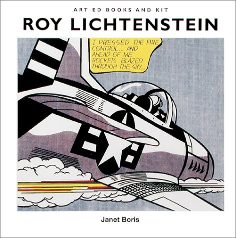 9780810967779: Art Ed Books and Kit: Roy Lichtenstein (Art Ed Kits)
