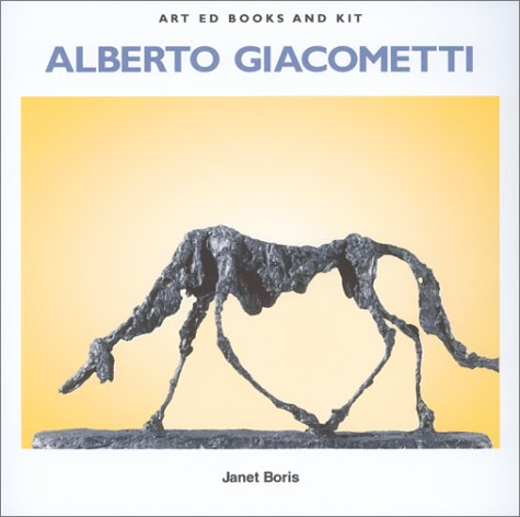 9780810967854: Art Ed Books and Kit: Alberto Giacometti (Medieval Texts in Translation)