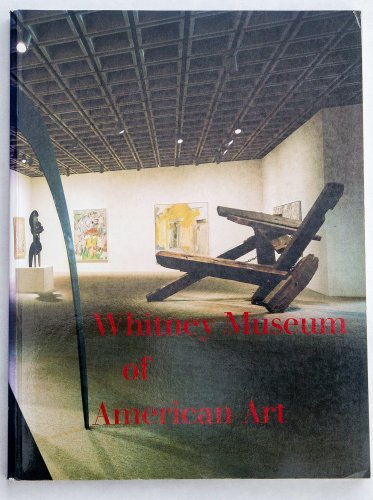 9780810968035: Whitney Museum of American Art: Selected Works from the Permanent Collection