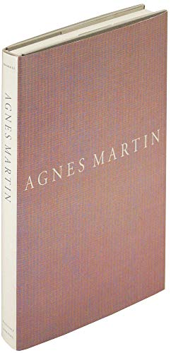 Agnes Martin: Haskell, Barbara;Chave, Anna C.;Krauss, Rosalind