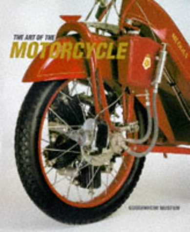 9780810969124: THE ART OF THE MOTORCYCLE (Antique)