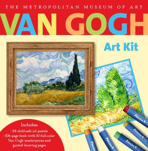 9780810970212: Van Gogh Art Kit (Metropolitan Museum of Art)