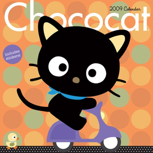 9780810970434: Chococat 2009 Wall Calendar: (includes stickers)