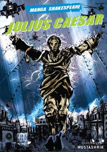 9780810970724: Manga Shakespeare: Julius Caesar