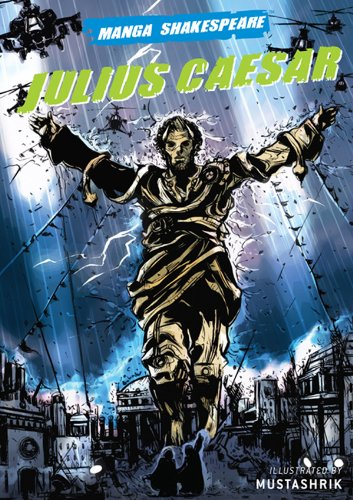Manga Shakespeare: Julius Caesar: Shakespeare, William