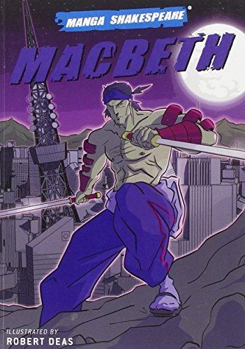 9780810970731: Manga Shakespeare: Macbeth