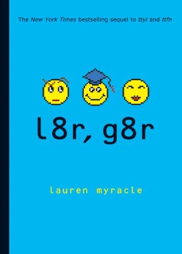9780810970861: l8r, g8r: Internet Girls