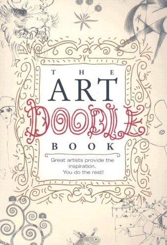 The Art Doodle Book: O'Mara, Lesley