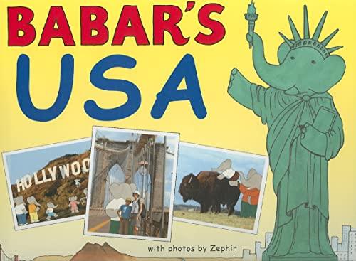 Babars USA (Babar (Harry N. Abrams)): Laurent De Brunhoff