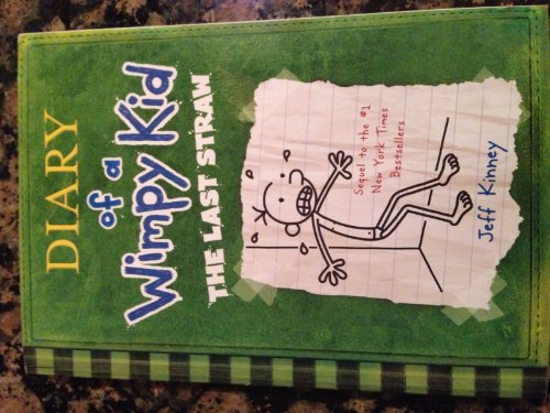 9780810971080: Diary of a Wimpy Kid: The Last Straw Edition: Reprint