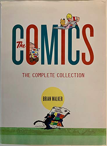 THE COMICS THE COMPLETE COLLECTION: Walker, Brian