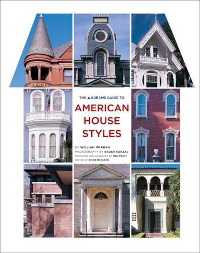 9780810972308: Abrams Guide to American House Styles