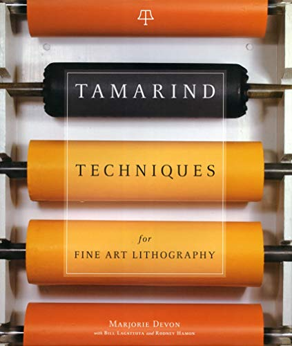 9780810972421: Tamarind Techniques: for Fine Art Lithography
