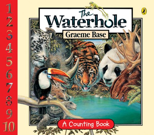 9780810972469: The Water Hole Board Book