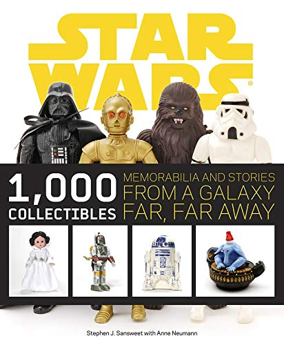 9780810972919: Star Wars 1000 Collectibles: Memorabilia and Stories from a Galaxy Far, Far Away