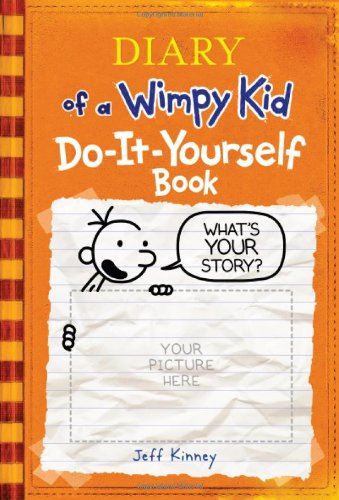9780810979772: Diary of a Wimpy Kid Do-It-Yourself Book