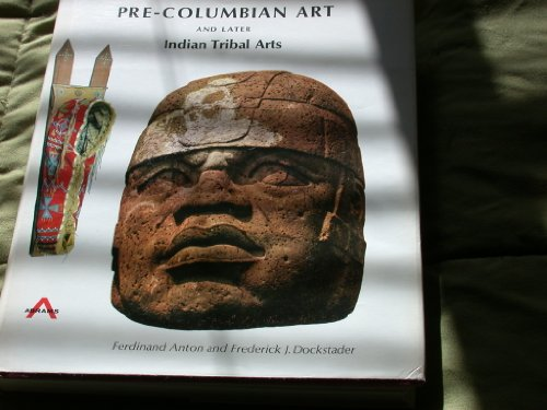 9780810980006: Pre-Columbian Art and Later Indian Tribal Arts (Panorama of World Art)