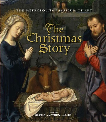 9780810980020: The Christmas Story: From the Gospels from Matthew and Luke (Metropolitan Museum of Art)