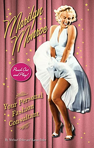 9780810980082: Marilyn Monroe: Your Personal Fashion Consultant [With Paper Dolls] (Punch Out and Play Series)