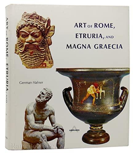 9780810980228: Art of Rome, Etruria and Magna Graecia (Panorama of World Art)