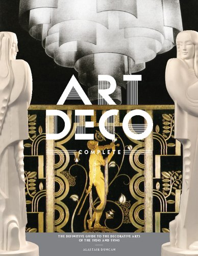 Art Deco Complete: Alastair Duncan