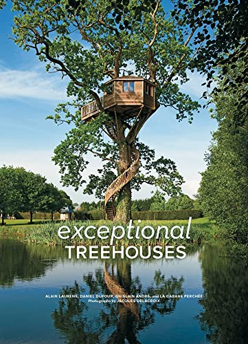 9780810980488: Exceptional Treehouses