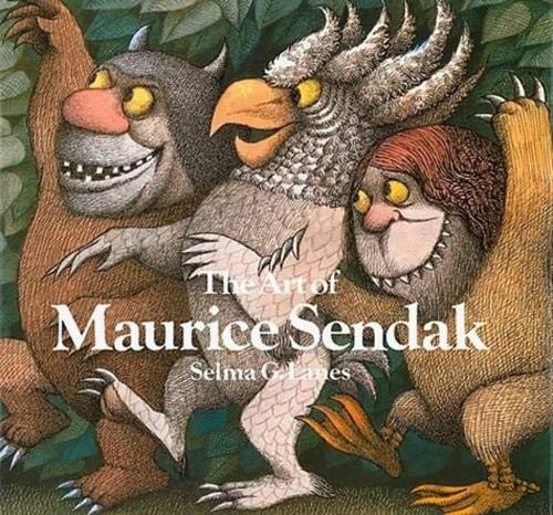 9780810980631: THE ART OF MAURICE SENDAK: 1980 to Present: v. 1 (Monographie)