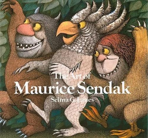 The Art of Maurice Sendak.: SENDAK (Maurice)]. LANES