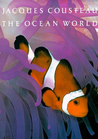 9780810980686: Jacques Cousteau: The Ocean World