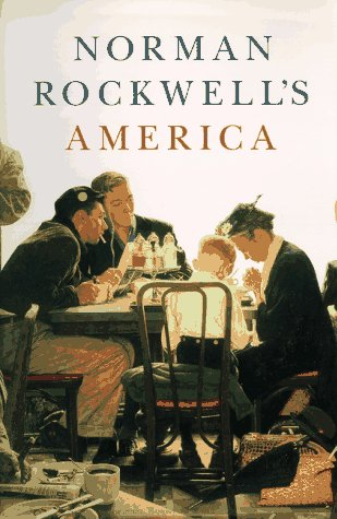 9780810980716: Norman Rockwell's America (Abradale)
