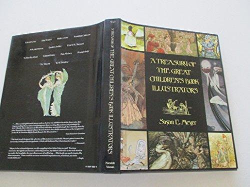 9780810980815: A Treasury of the Great Children's Book Illustrators