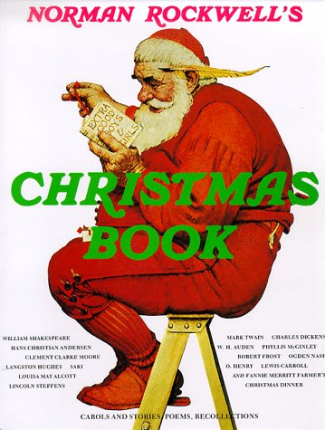 9780810981218: Norman Rockwell's Christmas Book