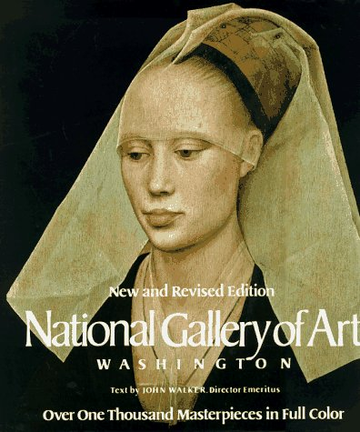 9780810981485: National gallery of art, Washington