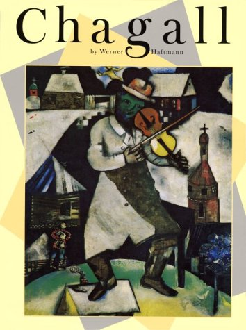 9780810981683: Chagall (The library of great painters)