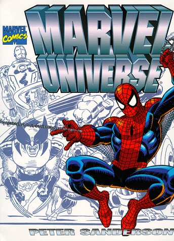 9780810981713: MARVEL UNIVERSE (ABRADALE) [O/P]: The Complete Encyclopedia of Marvel's Greatest Characters (Jeunesse)