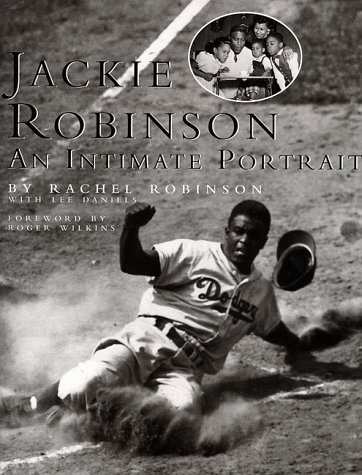 9780810981898: Jackie Robinson: An Intimate Portrait