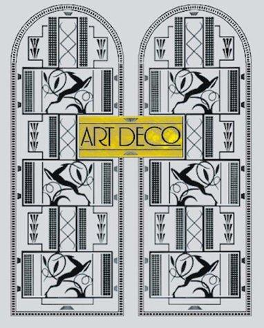 9780810981997: Art Deco
