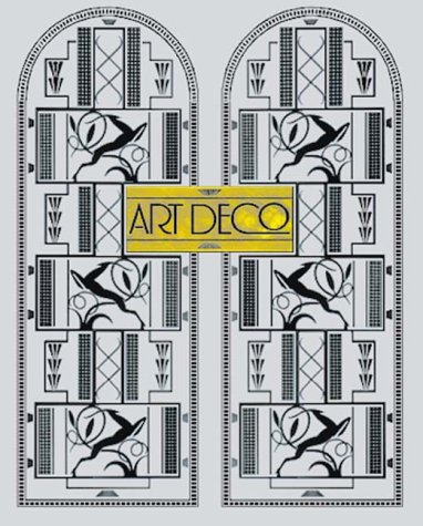 9780810981997: Art Deco (Revised Edition)