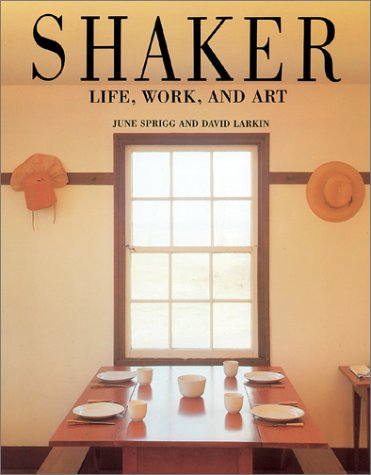 9780810982147: Shaker: Life, Work and Art