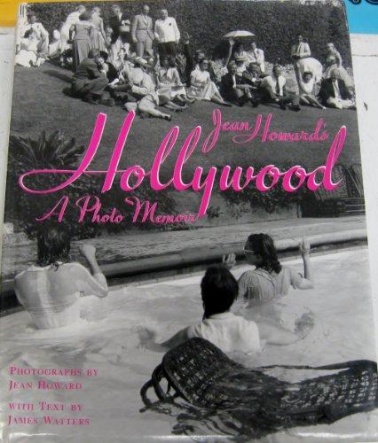 9780810982185: Jean Howard's Hollywood: A Photo Memo: A Photo Memoir (Abradale Books)