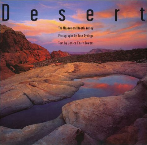 9780810982277: Desert: The Mojave and Death Valley