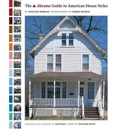 9780810982413: The Abrams Guide to American House Styles (Abrams Book)